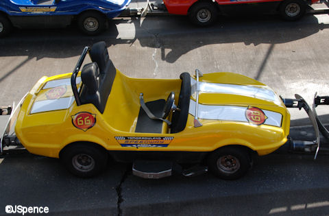 Speedway Car