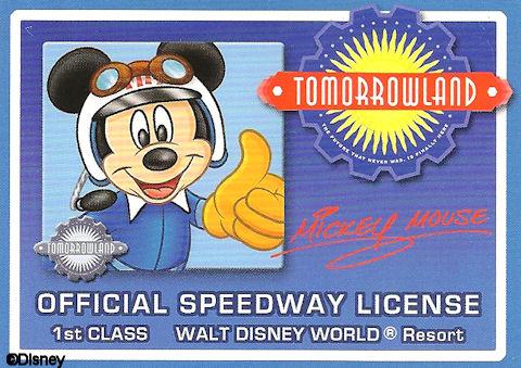 Speedway License