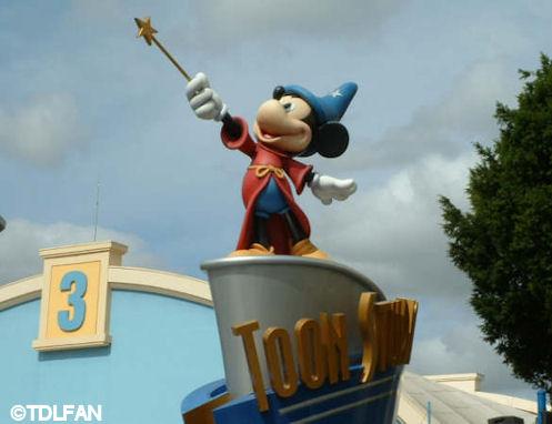 Walt Disney Studios Park Toon Studio