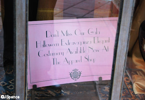 Shop Window Sign