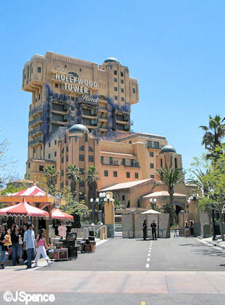 Twilight Zone Tower Of Terror Part Three The World