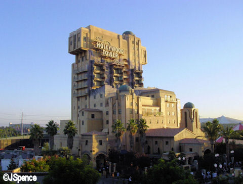 DCA Tower of Terror