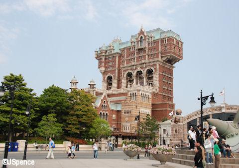 Tokyo DisneySea TOT