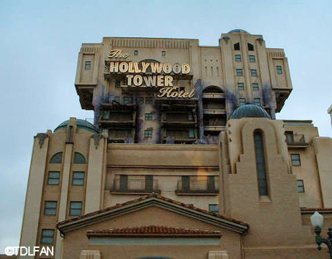 Paris Tower of Terror