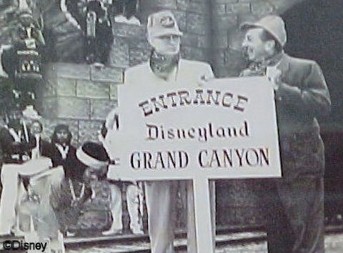 Grand Canyon Opening