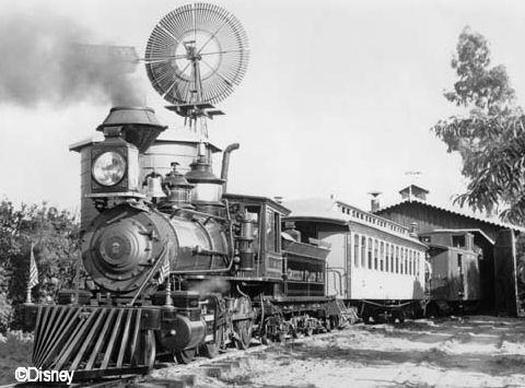 Ward Kimball Steam Train