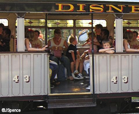 Paris Passenger Car