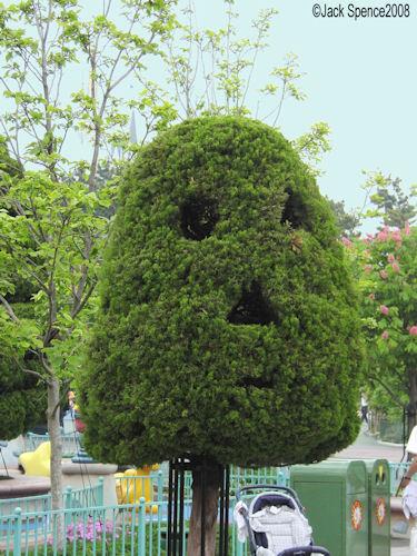 Toon Topiary