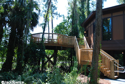 Treehouse Villas Exterior View