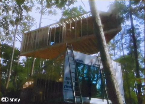 Treehouse Villas Under Construction