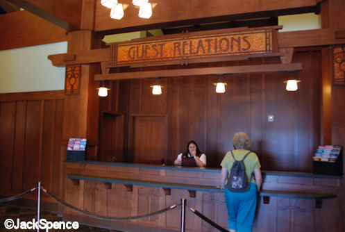 Downtown Disney Guest Relations
