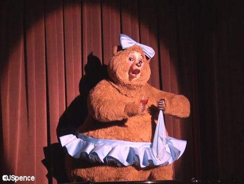 Country Bears Jamboree