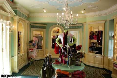 Lords and Ladies Shop Interior