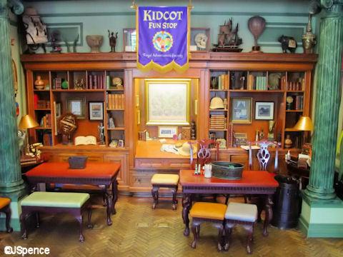 Kidcot Station