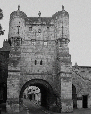 York City Gate