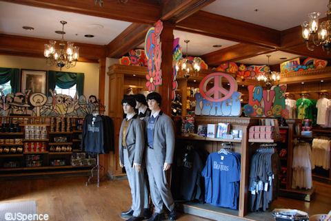 Beatles Merchandise
