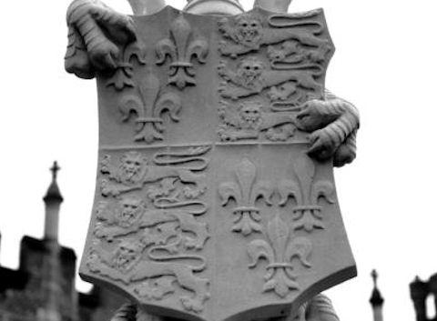 Hampton Court Palace Coat of Arms