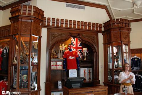 Sportsman's Shoppe Interior
