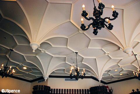 Sportsman's Shoppe Ceiling