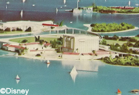Artist's Rendering of Venetian Resort