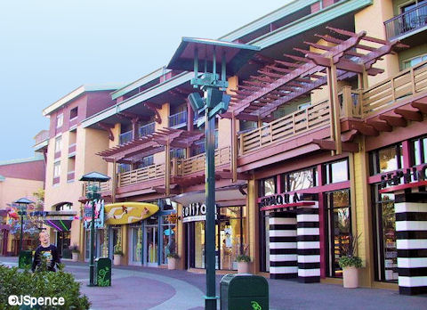 Grand Californian Downtown Disney
