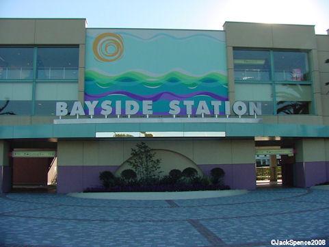 Bayside Station Tokyo Disneyland