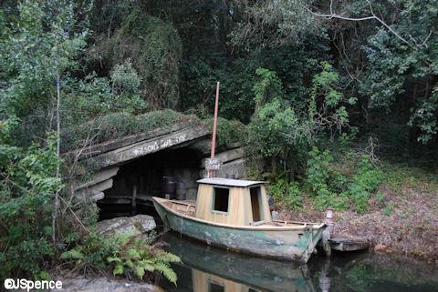 Keel Boat Replica