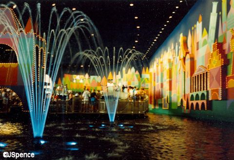 Small World Fountain