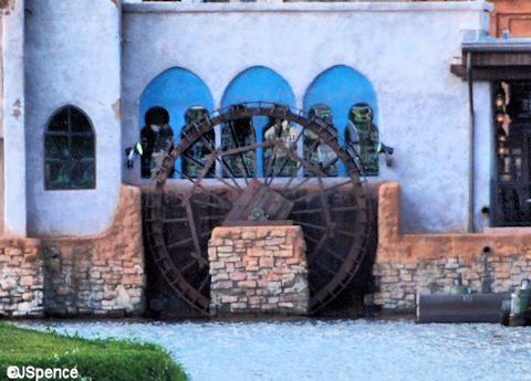 Waterwheel Exterior