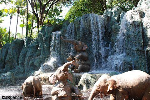 Elephant Wading Pool