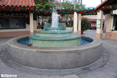 Art Deco Fountain