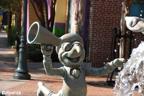 Muppet Fountain