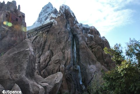 Everest Waterfall