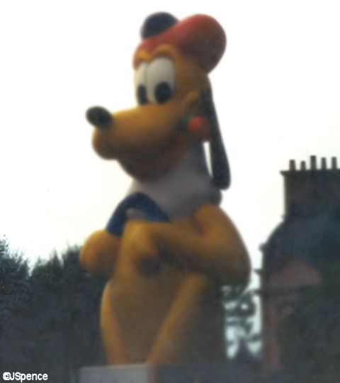 France Pluto