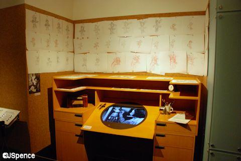 Animator's Desk