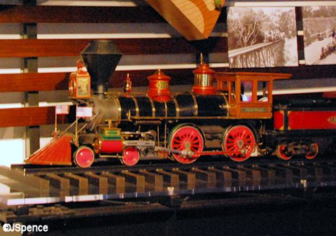 Carolwood Pacific Railroad