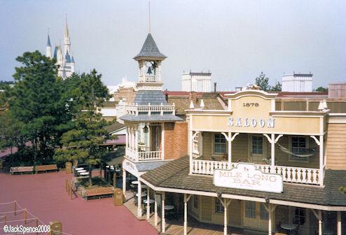 Westernland Tokyo Disneyland