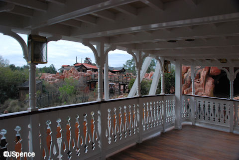 Deck of the Liberty Belle