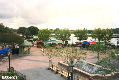 World Showcase Promenade