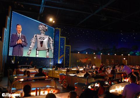 Sci-Fi Dine-In
