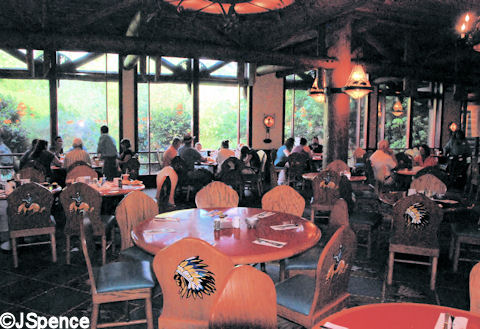Whispering Canyon Café