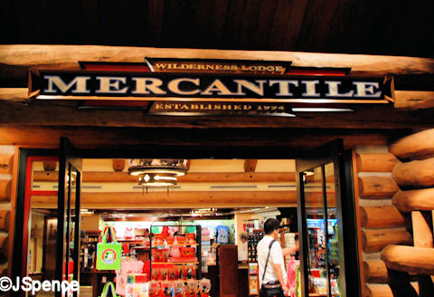 Wilderness Lodge Mercantile