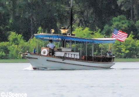 Contemporary/Fort Wilderness Boat
