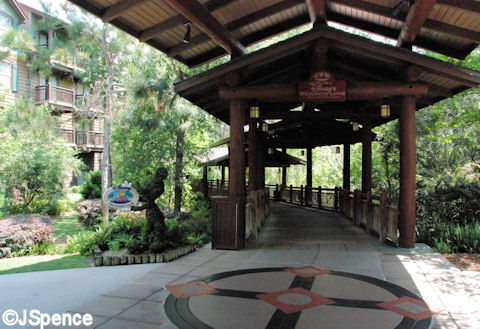 DVC Villas at Wilderness Lodge
