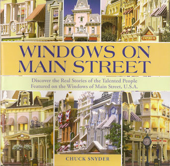 Window on Main Street Cover