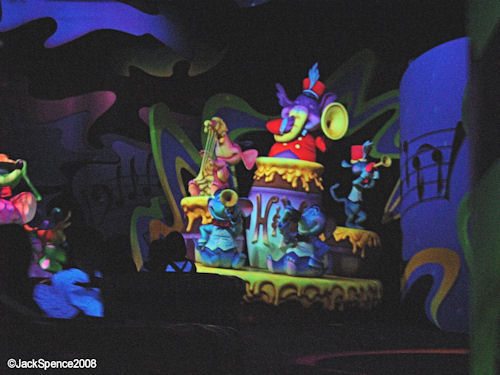 Pooh's Hunny Hunt Tokyo Disneyland
