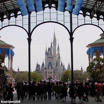 World Bazaar at Tokyo Disneyland