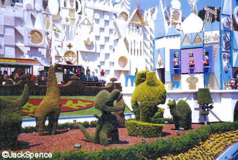 Small World Topiary