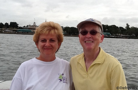 Deb Koma and Deb Wills