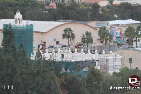 Disneyland Resort Photo Update - 11/11/11, Part 2